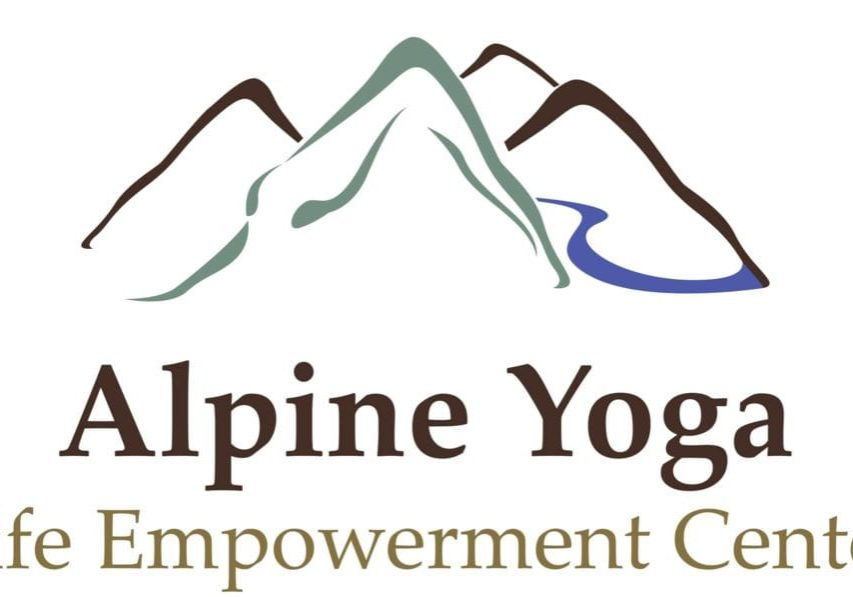 alpine yoga logo